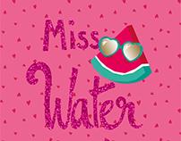 🍉 Miss Watermelon SS17