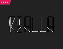 Realla - Free Font