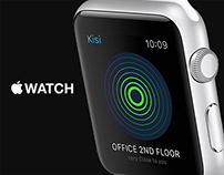 Keyless System for Apple Watch
