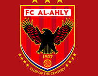 Branding - Al-Ahly - Team