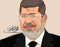 The President Mohamed Morsi