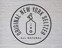 New York Seltzer Rebranding