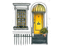 DOORS & FACADES | ILLUSTRATIONS
