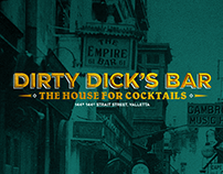 DIRTY DICK'S BAR