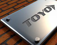 Toyo Logo Design