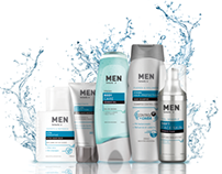 MEN´S PRODUCTS BRAND AND LOGO DESIGN