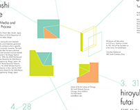 Poster on Architecture Lecture Series