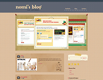 Nomisan Portfolio Website 2011 - 2014