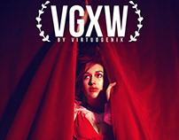 "VGXW Magazine (COVER) ""Phantom of the Opera"""