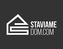 Logotype for project - StaviameDom.com