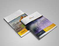 Furniture Catalog Brochure