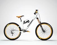 Transition Bike 3d Visualization
