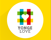 Yonge Love | Infographics + App Design