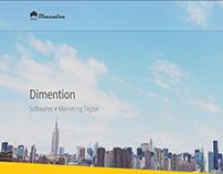 Wordpress website: Dimention