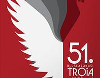 51. Troia Festivali Poster