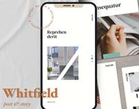 Whitfield Social Media Templates