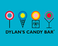 Dylan's Candy Bar Brand Refresh