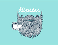 Hipster beer