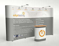 Edge Testing promotional material