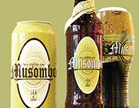 MUSOMBO BEER, Hand Crafted Local Zimbabwean Beer