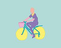 Pastels - illustrations '16