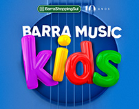 Barra Music Kids | Campaign | BarraShoppingSul