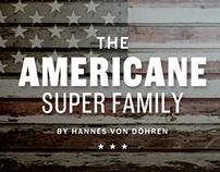 Americane (Typefamily)