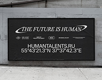 HUMAN TALENT© — Brand ID and WEB