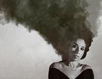 Album Cover / Forget You // Smoke Concept