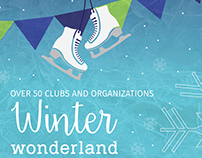 Winter Involvement Fair Poster