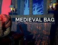 3D Medieval Little Bag