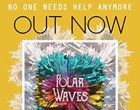 Polar Waves EP Poster