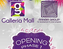 galleria mall opening phase 1