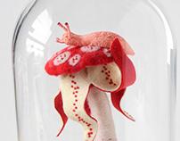Carnivorous Fungi series: Medusa Fungus B