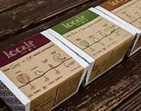 Local: Garden & Cafe Brand Concept