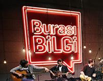Bilgi University - 3D signs