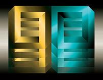 Illustrator training - Impossible Squares