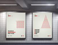 Poster design / UBS