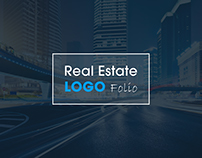 Real Estate Logo Folio