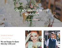 Mobirise Wedding AMP Page Theme | WeddingAMP