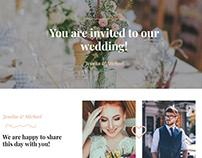 Mobirise Wedding AMP Page Theme | WeddingAMP