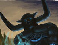 The God of Horns