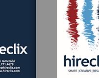 Internship Projects at HireClix