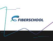 FIBERSCHOOL - Brand Identity