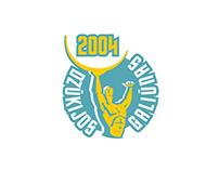 Strong man competition DZŪKIJOS GALIŪNAS logo