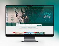 Página web de Calafat Holidays
