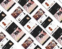 Web Design 2017 · Barber Shop