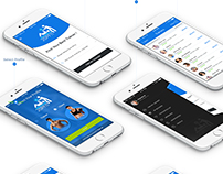 Saas Fitness Trainer App For IOS