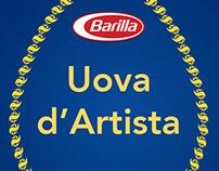Barilla Campagna Facebook - Pasqua 2013