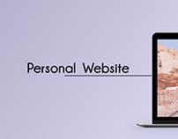 Web Design - Site pessoal